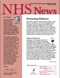 2002 NHS newsletter