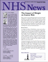 2003 NHS newsletter