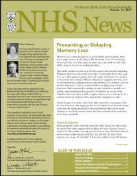 2007 NHS newsletter