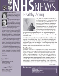 2011 NHS newsletter