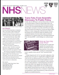 2012 NHS newsletter