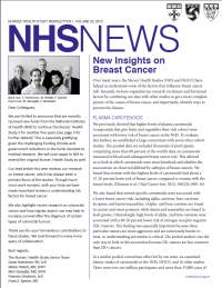 2013 NHS newsletter