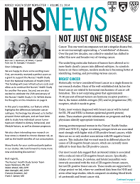 2014 NHS newsletter