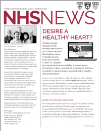 2015 NHS newsletter